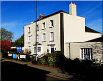 ST5393 : Oasis Dental Care in Chepstow  by Jaggery