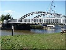 TM4599 : St Olave's Bridge [2] by Michael Dibb