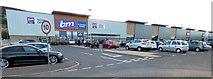 NS3174 : Port Glasgow retail park by Thomas Nugent