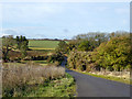 SP4522 : Road to Glympton or Wootton by Robin Webster