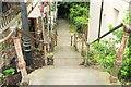 ST5773 : Steps from Meridian Place by Derek Harper