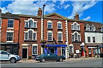 SO7875 : Georgian splendour in Load Street, Bewdley by Philip Pankhurst
