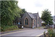 NN1073 : The Hub, Fassifern Road by Richard Dorrell