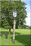 TQ5446 : Leigh Village Sign by N Chadwick
