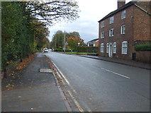 SJ6652 : London Road, Nantwich by JThomas