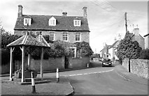 ST8080 : Well Corner, Acton Turville, Gloucestershire 2011 by Ray Bird