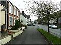SN1942 : High Street, Cilgerran by Humphrey Bolton