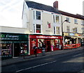ST5393 : British Heart Foundation shop in Chepstow by Jaggery