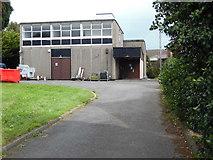 J3731 : Newcastle Telephone Exchange, Co Down by David Hillas