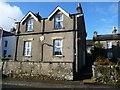 SD3676 : Former Lancashire police house, Cark by Christine Johnstone