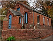 ST0215 : Old chapel, Whitnage by Roger Cornfoot