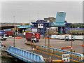 O1834 : P&O European Ferry Terminal, Dublin by David Dixon
