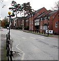 SO9063 : Zebra crossing, Worcester Road, Droitwich by Jaggery