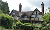 TQ5345 : Cinder Hill Cottages by N Chadwick
