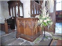 TF5617 : Inside Tilney All Saints Parish Church (13) by Basher Eyre