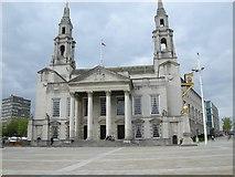 SE2934 : Civic Hall, Leeds by Richard Sutcliffe
