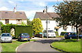 ST8180 : Chapel Lane, Acton Turville, Gloucestershire 2011 by Ray Bird