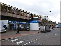 TQ2775 : The Junction Health Centre, Grant Road, Clapham by David Smith