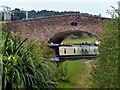 SJ9621 : Narrowboat at Walton Bridge No 104 by Mat Fascione