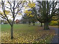 TQ2773 : Path in the south-east corner of Wandsworth Common by David Smith