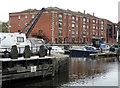 ST2937 : Bridgwater Docks by Chris Allen