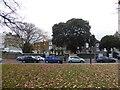 TQ2875 : Royal Trinity Hospice, by Clapham Common by David Smith