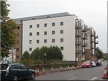 NZ2564 : Student Accommodation, Stoddart Street, Newcastle upon Tyne by Graham Robson
