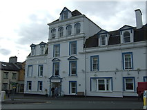 SD5193 : The County Hotel, Kendal by JThomas