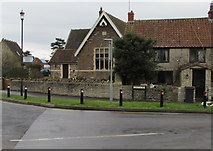 ST6976 : Western end of Castle Road, Pucklechurch by Jaggery