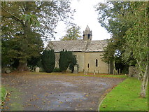 ST8080 : The Church of St Mary in Acton Turville by Peter Wood