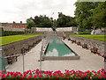 O1535 : The Garden of Remembrance, Dublin by David Dixon