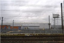 TQ2182 : Engine shed, Old Oak Common Depot by N Chadwick