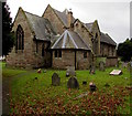 SO8963 : East side of the Parish Church of St Nicholas, Droitwich  by Jaggery