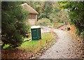 SX8963 : Path to Gamekeeper's Cottage, Cockington by Derek Harper