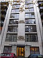 TQ3078 : The facade of Neville House, Page Street, Westminster by David Smith