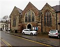 SO8963 : West side of the Parish Church of St Andrew, Droitwich by Jaggery