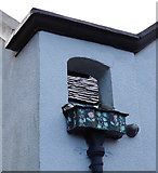 NS2982 : Ornamental drainage hopper by Thomas Nugent