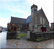 NS2982 : Helensburgh United Reformed Church by Thomas Nugent