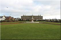 NS3321 : Steven Memorial Fountain, Ayr by Billy McCrorie