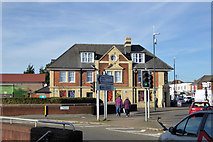 SZ0894 : Formerly the Ensbury Park Hotel by Robin Webster
