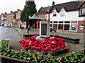 SO8963 : Droitwich War Memorial by Jaggery