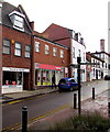 SO8963 : Waller & Waller and Ladbrokes, St Andrew's Street, Droitwich by Jaggery