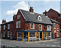 TG2209 : The Golden Star, Colegate, Norwich by Stephen Richards