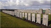 NR2163 : Military Cemetery, Kilchoman by Richard Webb