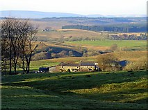 NY5676 : Parknook Farm from the south by Andrew Curtis