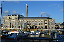 SX4653 : Mill & Bakery, Royal William Yard by N Chadwick
