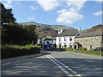 SD3097 : The Crown Inn, Coniston by David Smith