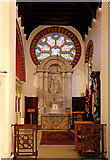 TQ1068 : St Mary, Sunbury-on-Thames - South chapel by John Salmon