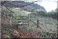 SO1902 : Hillside stile, Ebbw Valley Walk, by M J Roscoe