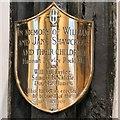 SJ9295 : Shawcross Memorial by Gerald England
